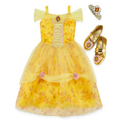 Disney Collection Belle Costume, Tiara, Shoes or Dress Up Accessories