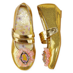Disney Collection Belle Costume Shoes - Girls