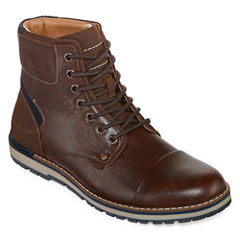 J.Ferrar Dalton Mens Lace Up Boots