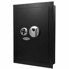 Barska® Biometric Wall Safe