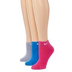 Nike® 3-pk. Low-Cut Socks