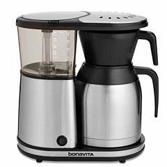 Bonavita 8-cup Stainless Steel Carafe Coffee Brewer