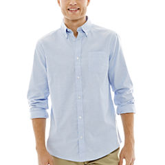 Lee® Long-Sleeve Oxford Shirt