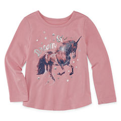 Arizona Graphic T-Shirt-Toddler Girls