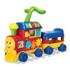 Walker Ride-On Learning Train