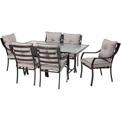 Hanover Lavallette 7-pc. Patio Dining Set