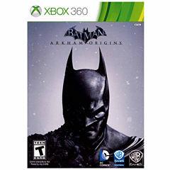 Batman Arkham Origins Ninjago Video Game-XBox 360