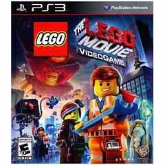 Lego Movie Videogame Ninjago Video Game-Playstation 3