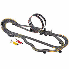 Extreme Drive Battery Operated Road Racing Set