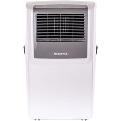 Honeywell MP Series 10000 BTU Portable Air Conditioner with Front Grille and Remote Control in White/Gray