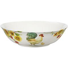 Platzgraff® Rooster Meadow Vegetable Bowl