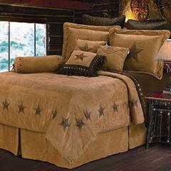 HiEnd Accents Luxury Star Western Comforter Set