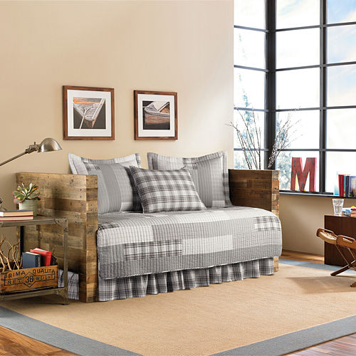 Eddie Bauer® Fairview Plaid 5-pc. Daybed Cover Set