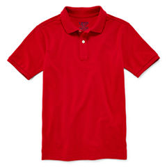 IZOD® Stretch Piqué Polo - Preschool Boys 4-7