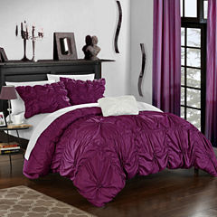Chic Home Hamilton 4-pc. Duvet Cover Set
