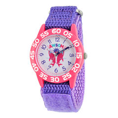 Discovery Kids® Pink and Purple Shark Watch