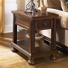 Signature Design By AshleyR Porter Chair Side End Table