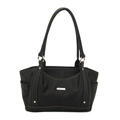 St. John's Bay® Galant Satchel Bag