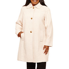 Gallery Midweight Peacoat-Plus