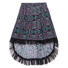 Descendants Flared Skirt - Big Kid Girls