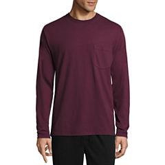 Stafford Long Sleeve Crew Neck T-Shirt