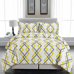 Duck River Textiles Kelsey 3-pc. Duvet Cover Set