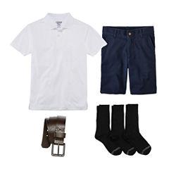 Boys School Uniform Outfit - Boys 4-7