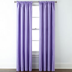 Home Expressions™ Jordyn Room-Darkening Rod-Pocket/Back-Tab Curtain Panel
