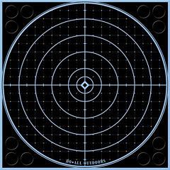 Do All Outdoors Accublue Splatter Target 12