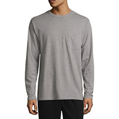Stafford Long Sleeve Crew Neck T-Shirt