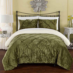 Chic Home Josepha Midweight Comforter Set
