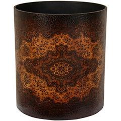 Oriental Furniture Olde-Worlde European Waste Basket
