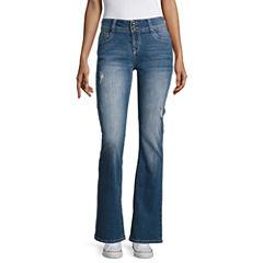Wallflower Bootcut Jeans-Juniors