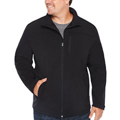 The Foundry Big & Tall Supply Co. Softshell Jacket Big and Tall