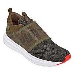 Puma Enzo Strap Knit Mens Training Shoes