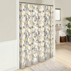 Marble Hill Garden Party Shower Curtain