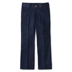 IZOD® Flat-Front Reinforced Knee Pants - Preschool Boys 4-7 and Slim