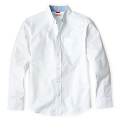 IZOD® Long-Sleeve Oxford Shirt - Preschool Boys 4-7