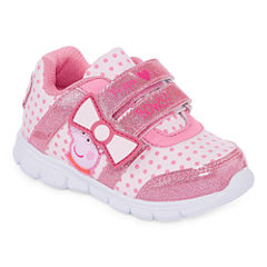 Peppa Pig Jogger Girls Running Shoes - Toddler