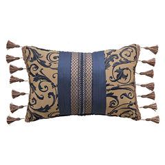 Croscill Classics Sebastian Rectangular Throw Pillow