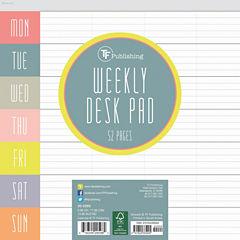 Glory Days Weekly Desk Pad