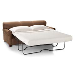 Sleeper Possibilities Roll-Arm Queen Sofa