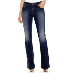 a.n.a® Thickstitch Bootcut Jeans