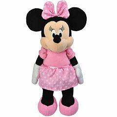 Kids Preferred Minnie Mouse Floppy Favorite Plush Doll