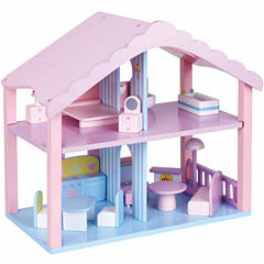 Kids Preferred Widsor Furnished Dollhouse