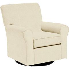 Best Chairs, Inc.® Modern Club Swivel Glider