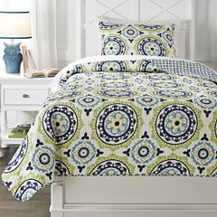 Signature Design by Ashley Danesha Coverlet Set