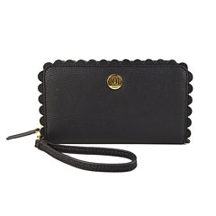 Liz Claiborne Mary Ann Zip Around Wallet