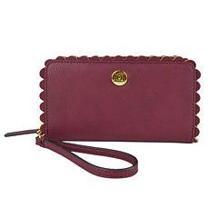 Liz Claiborne Mary Ann Zip Around Wallet