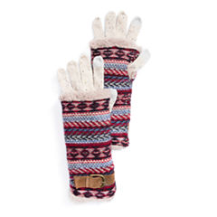 Muk Luks Bside 3-In-1 Cold Weather Gloves